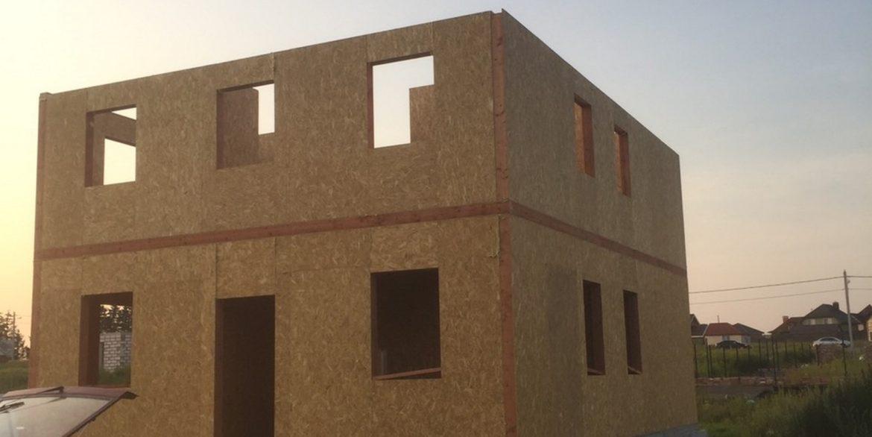 Строим дом из сип панелей - фото 006