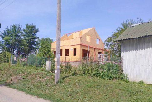 Строительство дома из сип панелей в Балтийске 01
