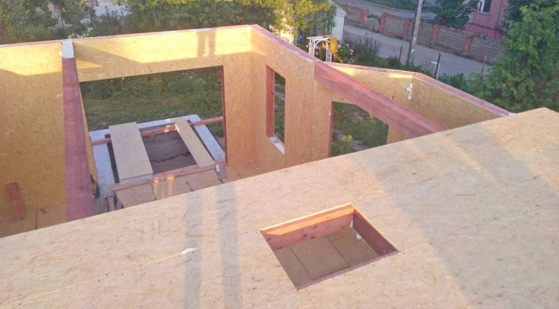 Строительство дома из сип панелей в Балтийске 04