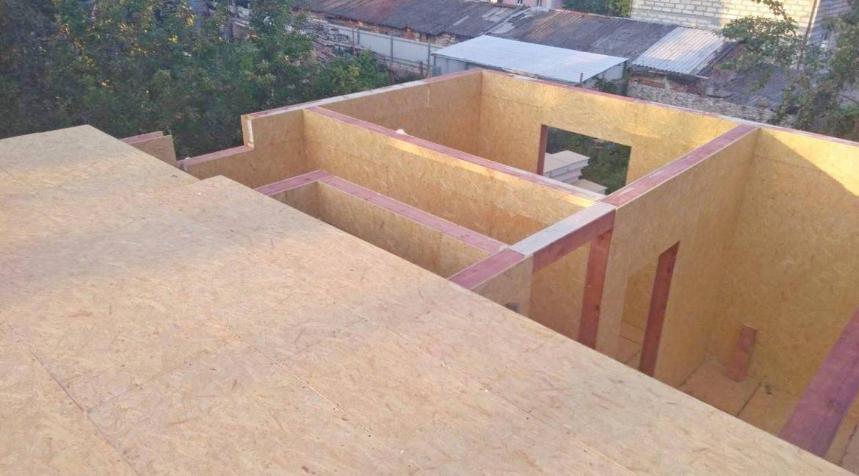Строительство дома из сип панелей в Балтийске 05