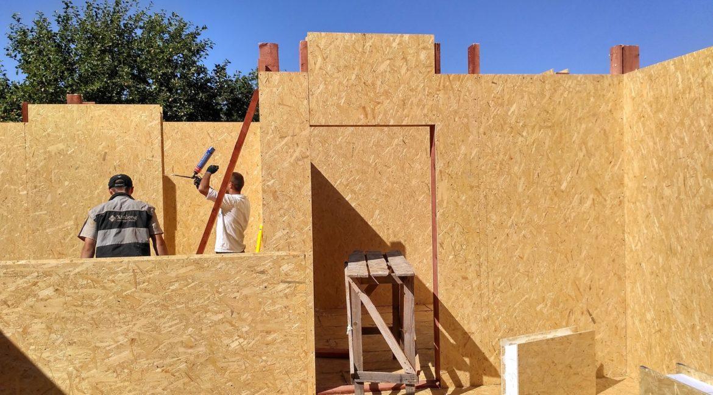 Строительство дома из сип панелей в Балтийске 07