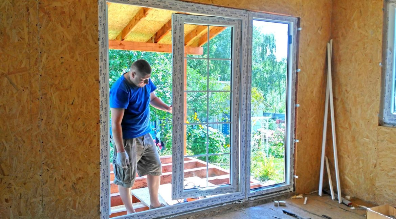 Строительство дома из сип панелей в Балтийске 010