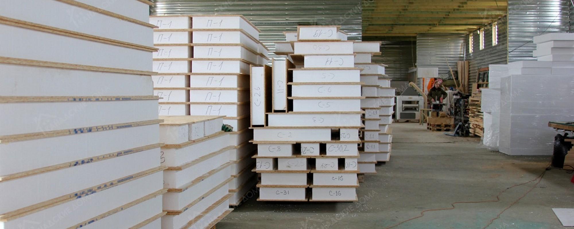 Завод сип панелей: фото 4