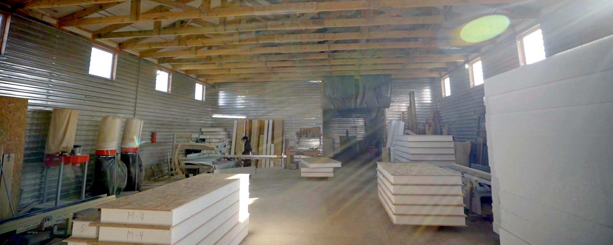Завод сип панелей Канадские дома: фото 6