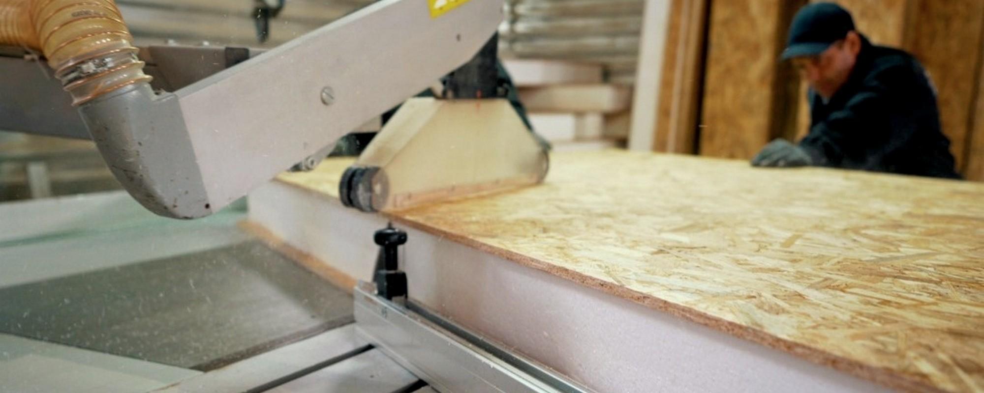 Производство SIP панелей: фото 10