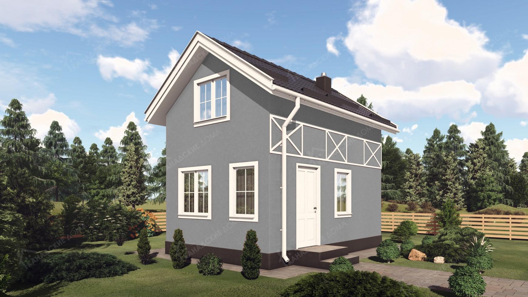 """Проект дома<p>KD-1507 """"Мечта""""</p>"""