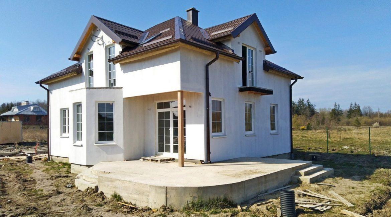 фундамент для дома - фото 01
