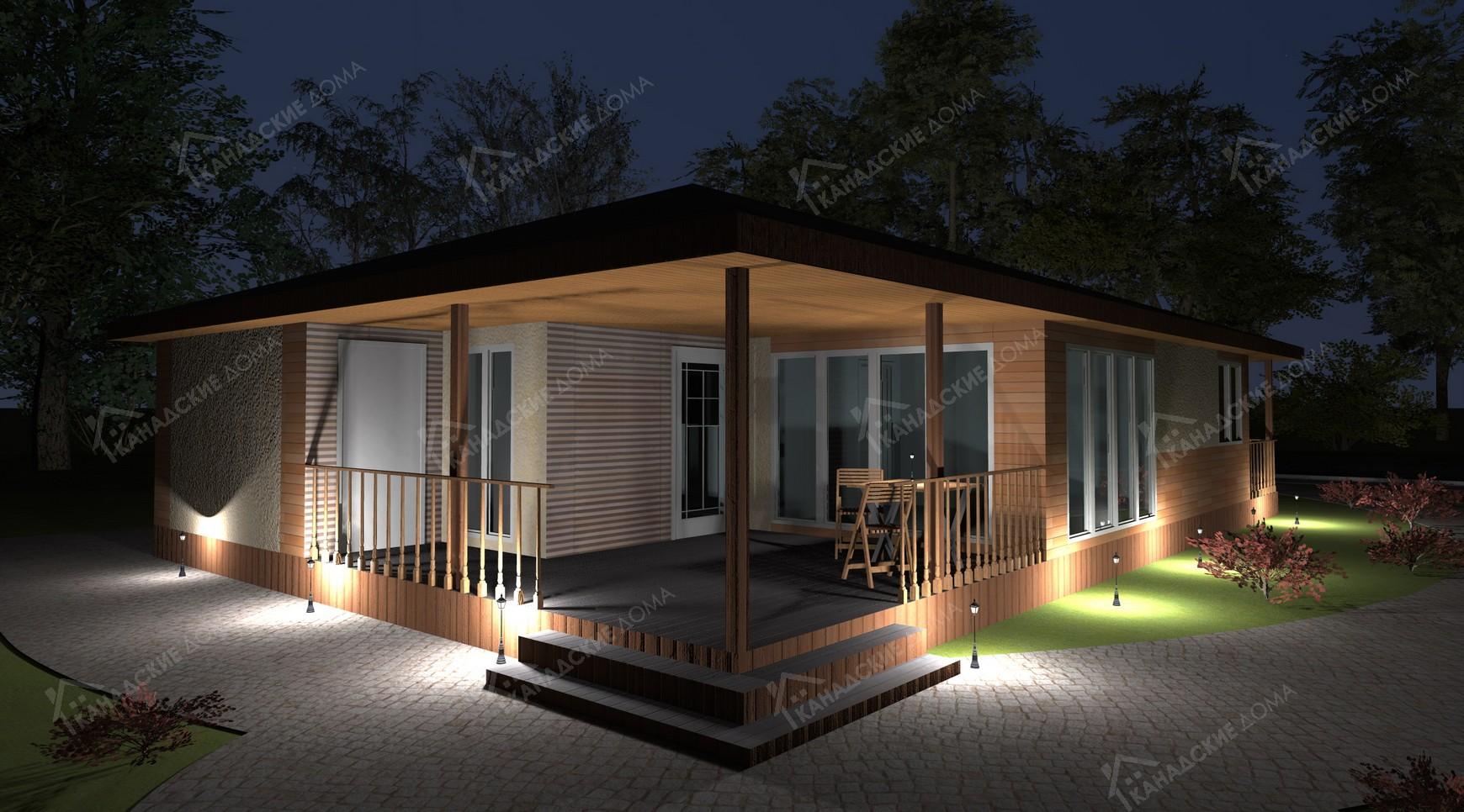"""Проект жилого дома <p>KD-0314 """"Виктория""""</p>"""