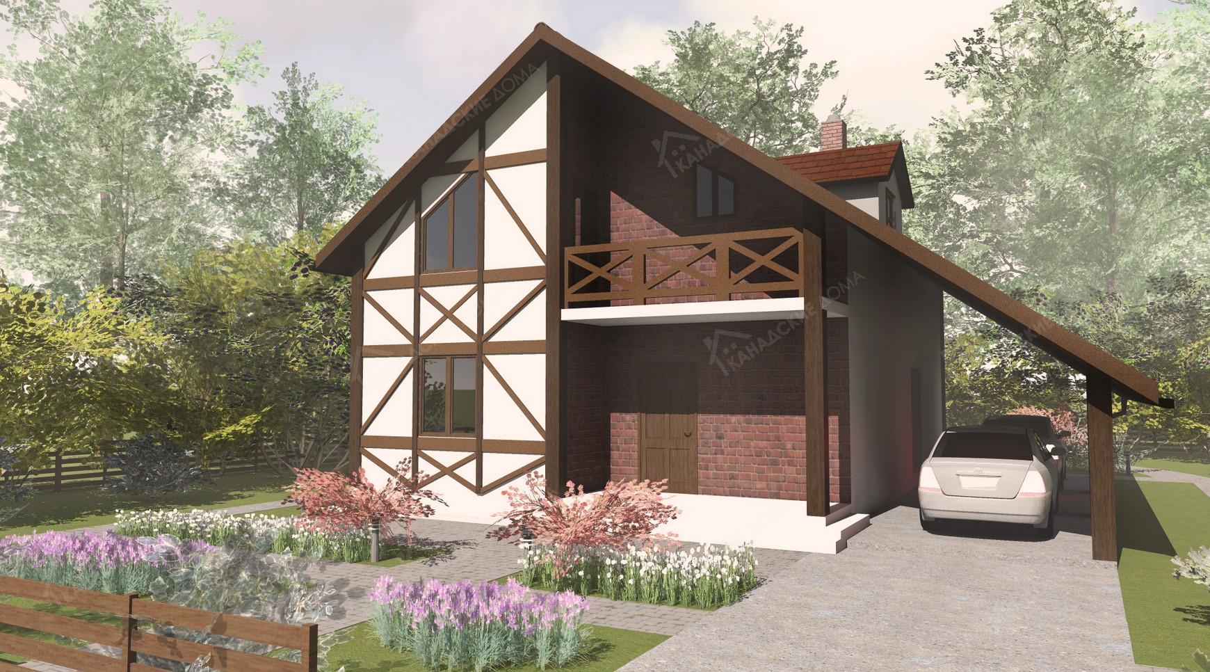 "Проект жилого дома<p></noscript>KD-0031 ""Элоиза""</p>"
