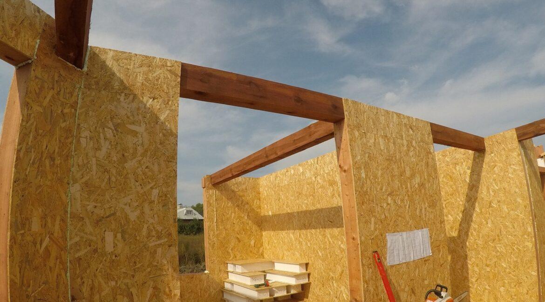 Этапы строительства сип дома. Всё идет по плану - фото 11