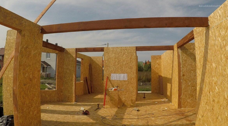 Этапы строительства сип дома. Всё точно по проету- фото 12