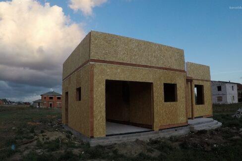Этапы строительства сип дома. Всё в соответствии с проектом- фото 13