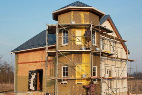 Строительство сип дома - приступаем к отделке - фото 030