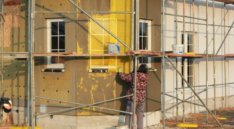Строительство сип дома - приступаем к отделке - фото 032