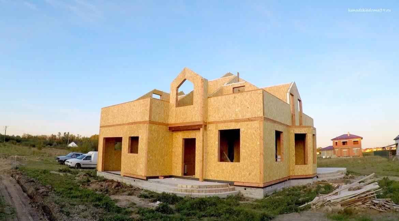 Этапы строительства дома из SIP панелей. - фото 21