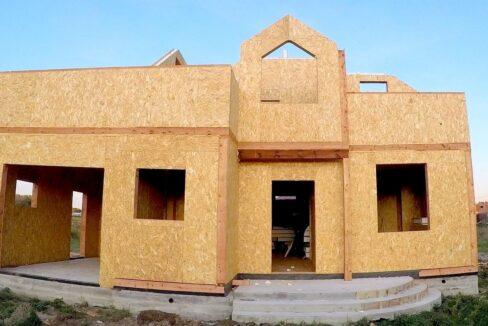 Этапы строительства дома из SIP панелей. - фото 22