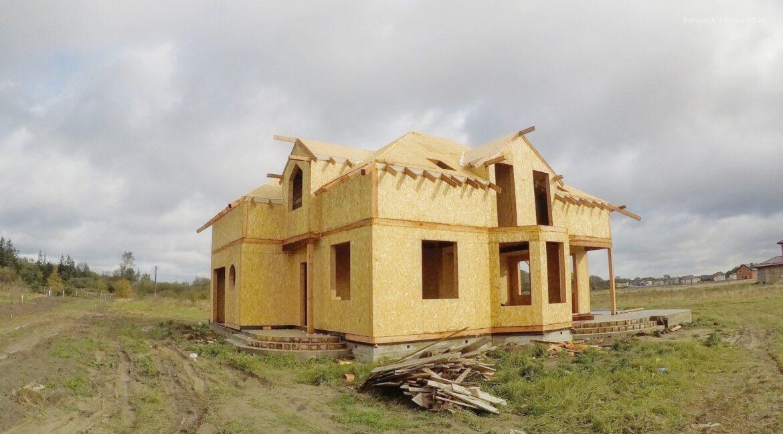 Этапы строительства дома из SIP панелей.  - фото 24