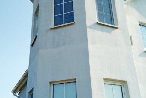 Строительство сип дома - завершение строительства - фото 045 - башенка