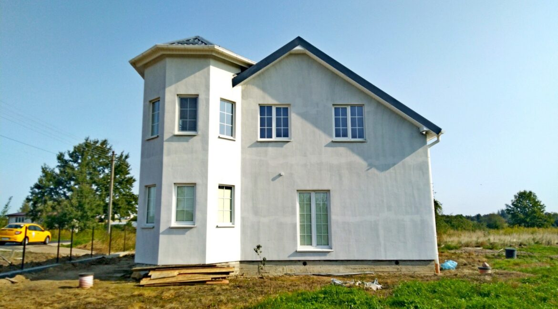 Строительство сип дома - завершение строительства - фото 047
