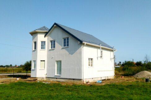 Строительство сип дома - завершение строительства - фото 049