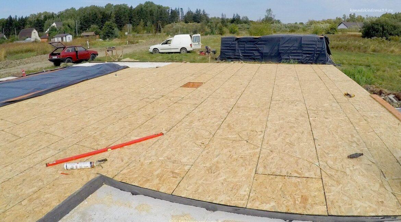 Этапы строительства SIP дома - фото 2