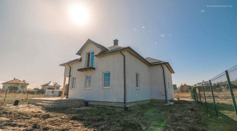 Дом из сип панелей в Малиновке  - фото 35