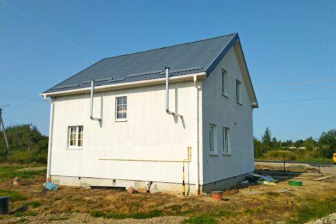 Строительство сип дома - завершение строительства - фото 048