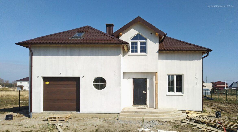 Дом из SIP панелей в Малиновке  - фото 36