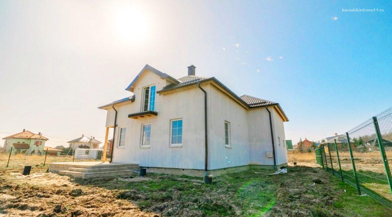 Дом из SIP панелей в Малиновке  - фото 37