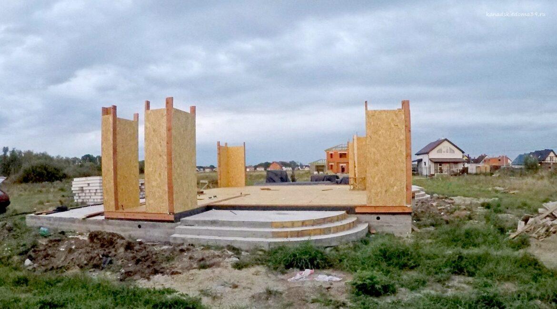 Этапы строительства сип дома. Угловые конструкции.. - фото 4